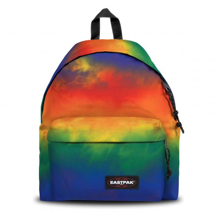 EASTPAK PADDED PAK'R RAINBOW COLOUR