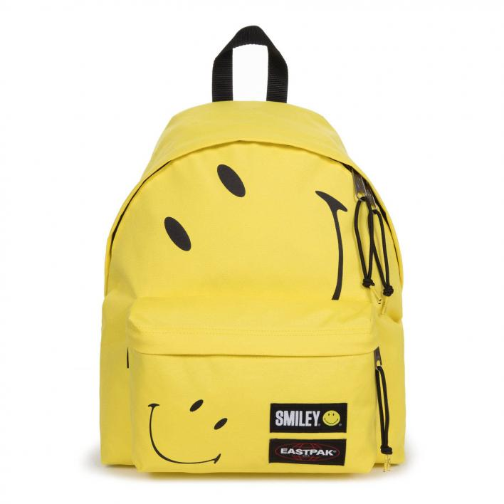 EASTPAK PADDED PAK'R SMILEY BIG NAMZ