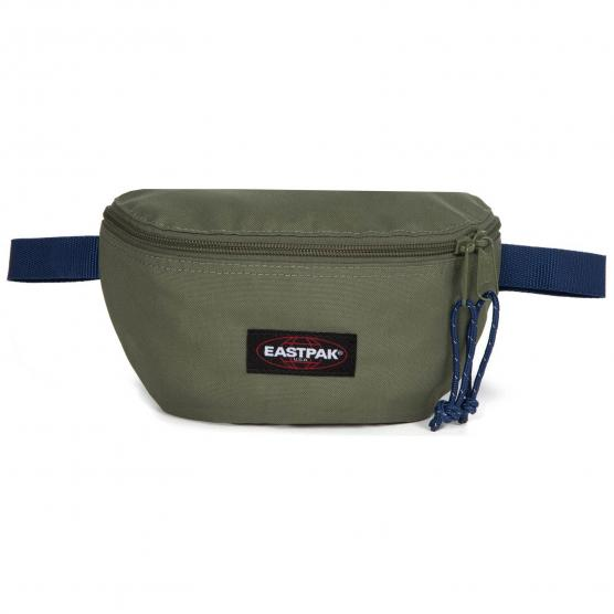 EASTPAK SPRINGER KHAKI BLUE