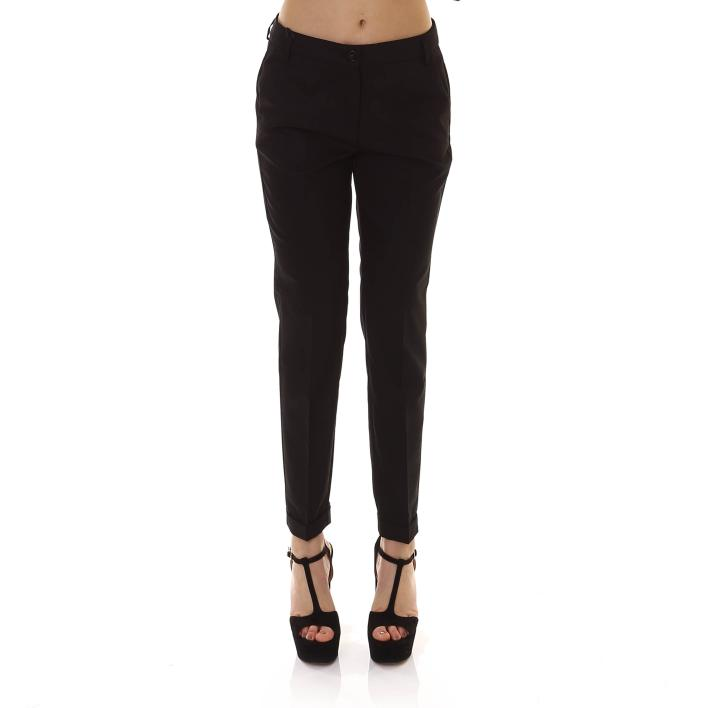 EMME MARELLA LONG TROUSERS CALAO