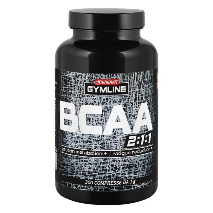 ENERVIT Gymline Muscle BCAA 300cpr