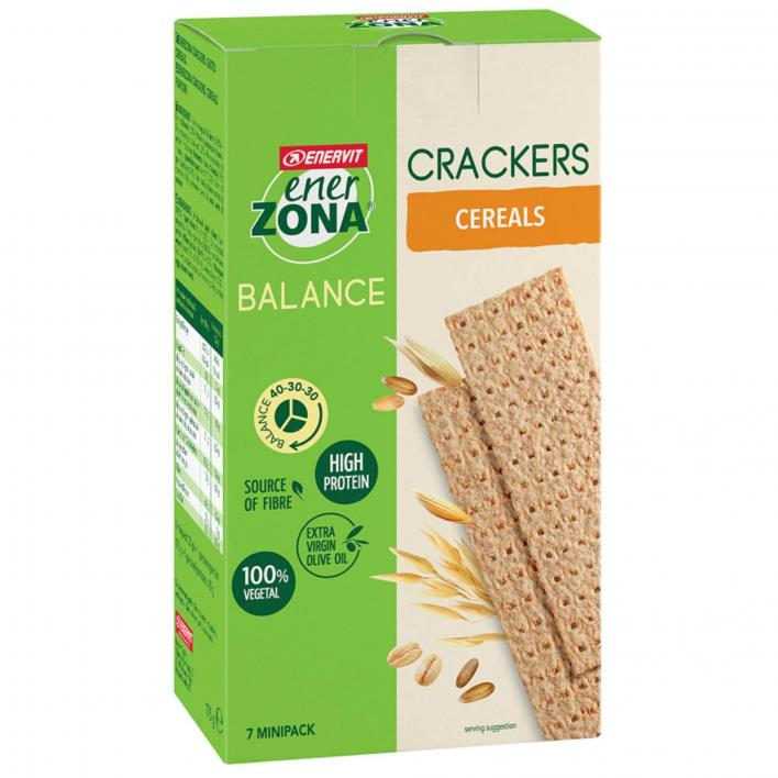 ENERZONA CRACKER CEREALI