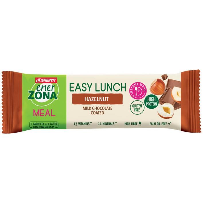 ENERZONA EASY LUNCH HAZELNUT