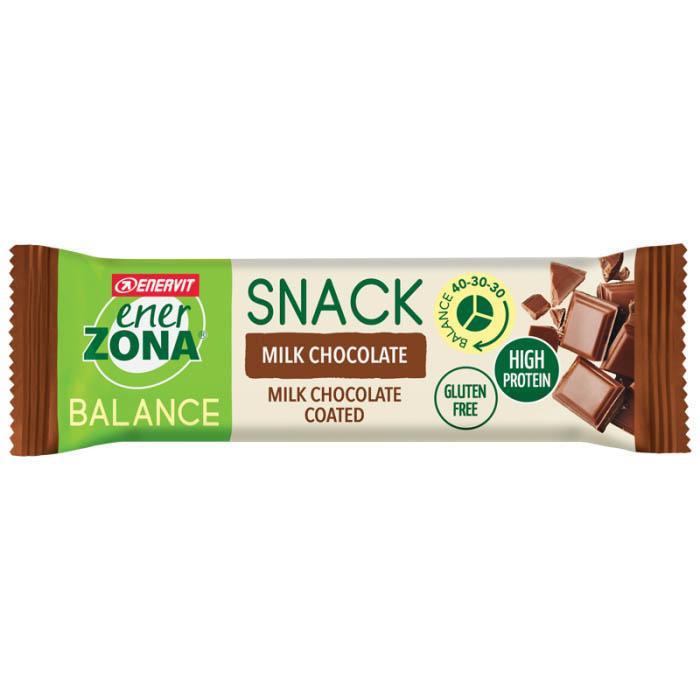 ENERZONA Snack Milk Chocolate