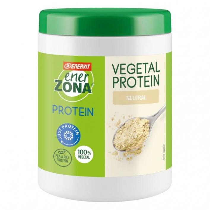 ENERZONA Vegetal Natural Protein