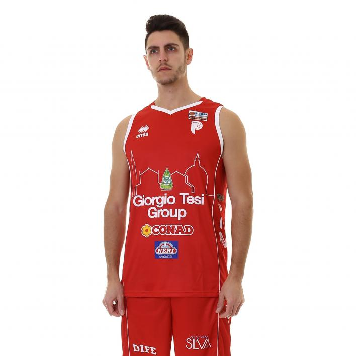 ERREA TANK TOP AT PISTOIA BASKETBALL 20/21