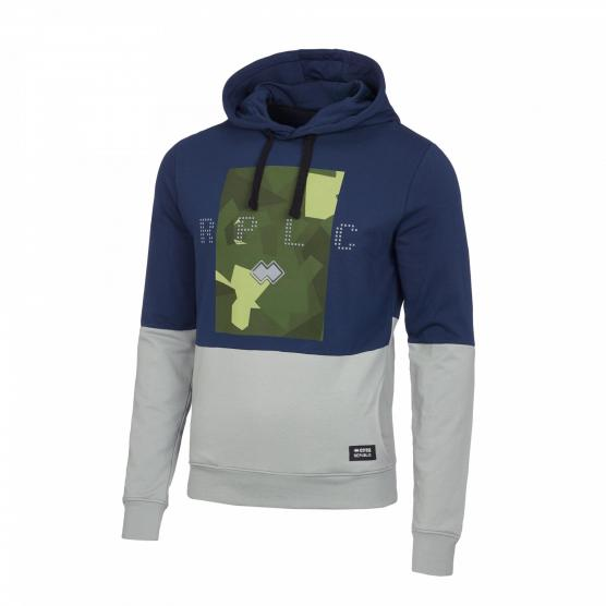 ERREA' JUNIOR HOODED SWEATSHIRT
