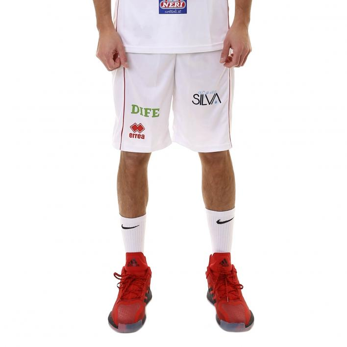 ERREA SHORT COMPETITION AT PISTOIA BASKETBALL 20/21