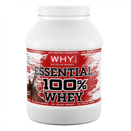 WHY SPORT Essential 100% Whey 750 Banana