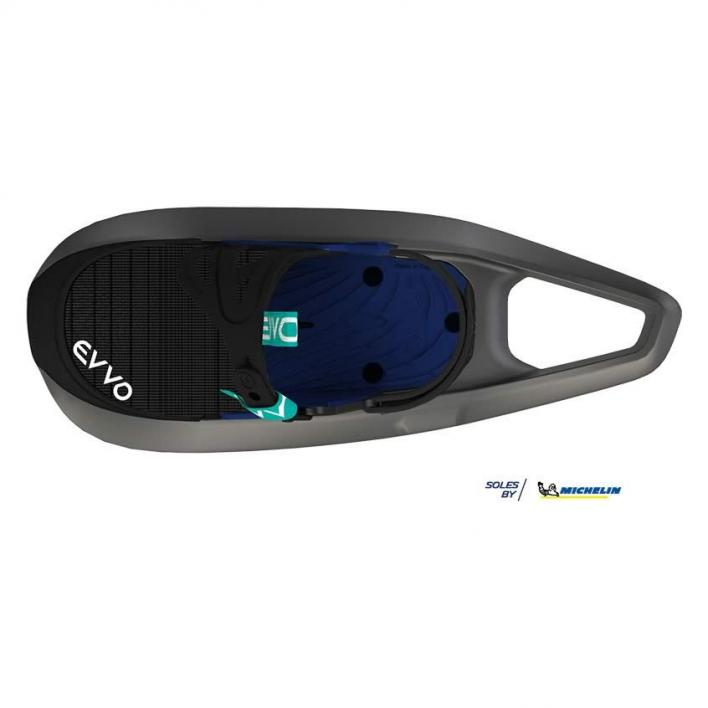 EVVO CIASPOLA SNOW SHOES L 42-48 BLU