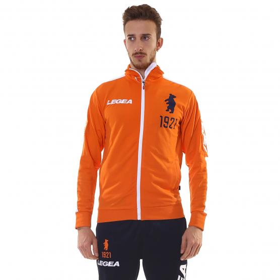 LEGEA PISTOIESE FLEECE 18-19 ORANGE