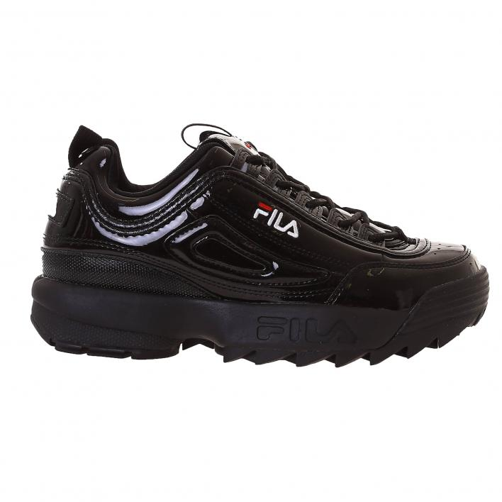 FILA DISTRUPTOR P LOW WMN 12V BLACK/BLACK