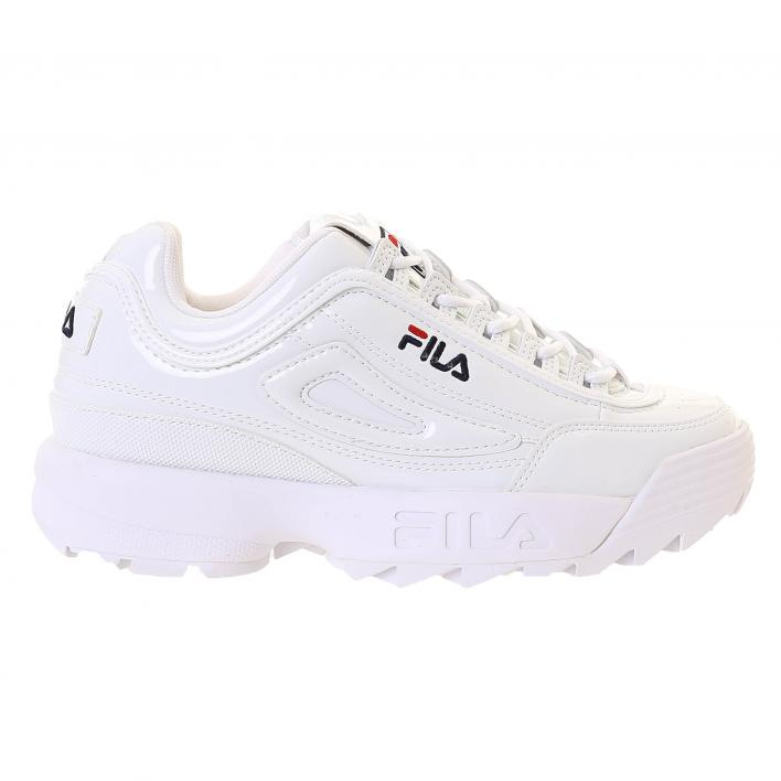 FILA DISTRUPTOR P LOW WMN 1FG WHITE