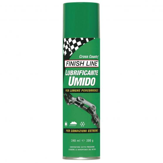 FINISH Lubrificante Spray Umido 240ml