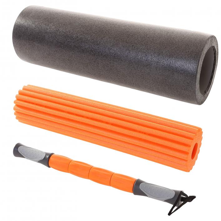 FIT EVOLUTION SET MASSAGE ROLLERS