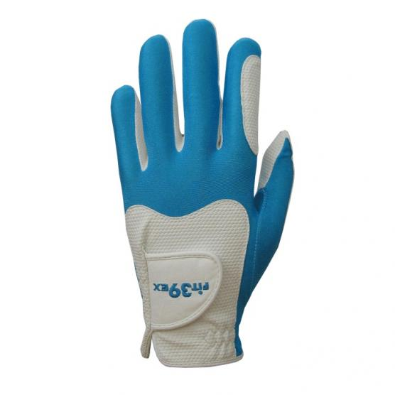FIT39 GUANTO GOLF BLU SHELL/WHITE