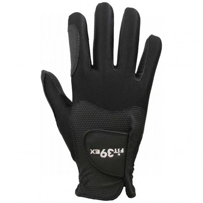 FIT39 GUANTO GOLF RIGHT HAND BLACK/BLACK