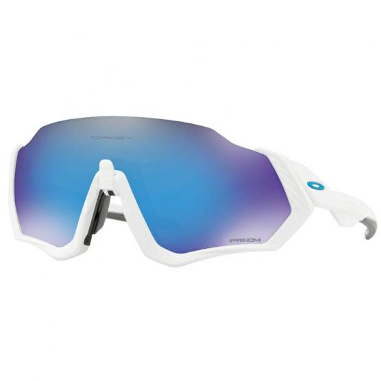 OAKLEY Flight Jacket Prizm Shappire