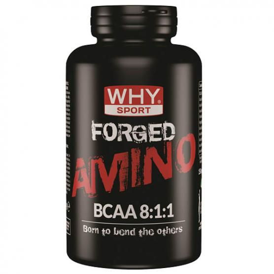 WHY SPORT Forged Amino BCAA 8:1:1 150cpr