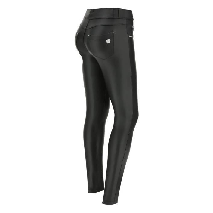 FREDDY CARRYOVER NOW PANTS TRASL.FAUX LEATHER