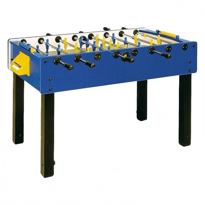 GARLANDO G-100 Blue Table Soccer Collapsible Rods