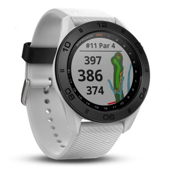 GARMIN APPROACH S60 WHITE