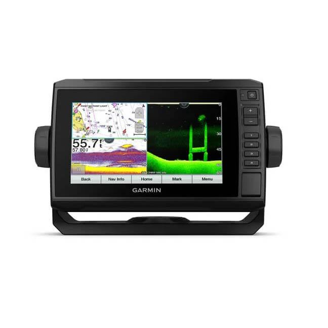 GARMIN ECHOMAP UHD 72CV WITH TRANSDUCER