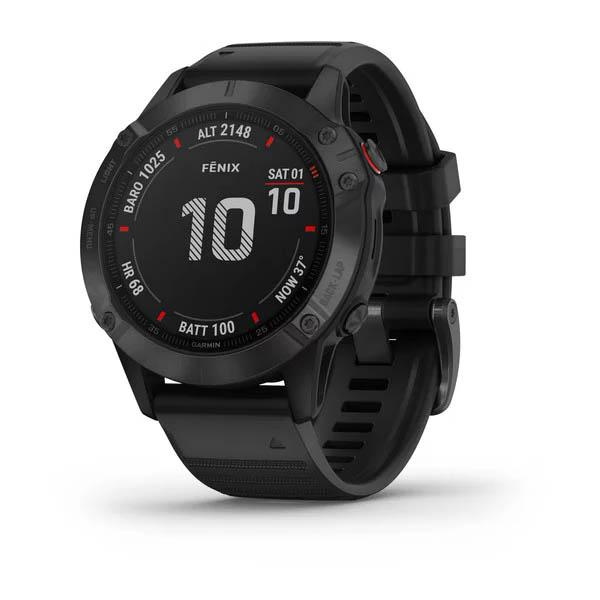 GARMIN FENIX 6 PRO BLACK W/BLACK BAND