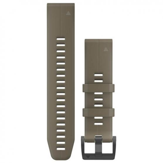 GARMIN SILICONE BAND QUICKFIT 22MM COYOTE TAN