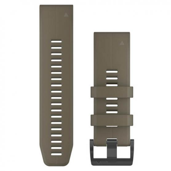 GARMIN SILIKON BAND QUICKFIT 26MM COYOTE TAN