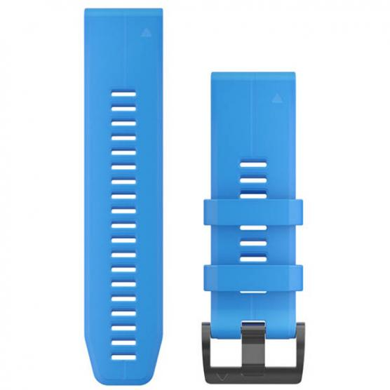 GARMIN SILIKON BAND QUICKFIT 26MM CYAN BLAU