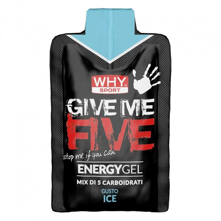 WHYSPORT GIVE ME FIVE ENERGYGEL ICE
