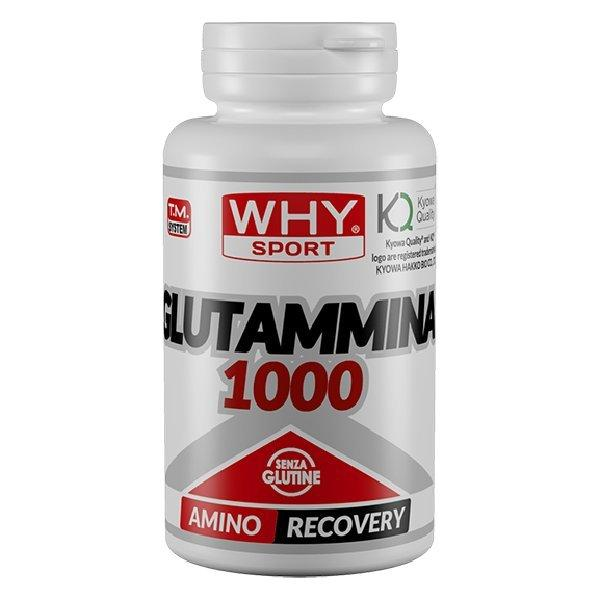 WHYSPORT Glutammina 1000