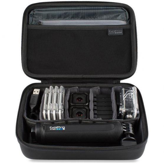 GOPRO CASEY CASE CASE + ACCESSORIES + SPARE PARTS