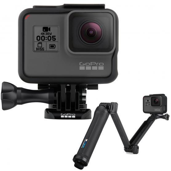 GOPRO HERO5 BLACK + 3WAY