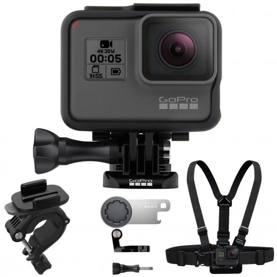 GOPRO HERO5 BLACK + WINTER SKI BUNDLE KIT