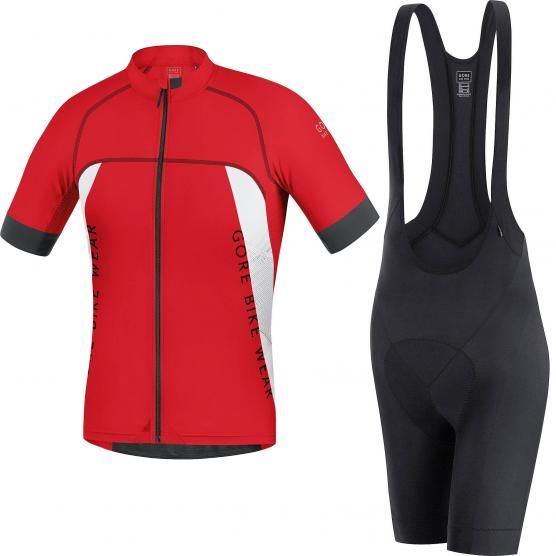 GORE Alp-X Pro Jersey + Element Plus Bibshort