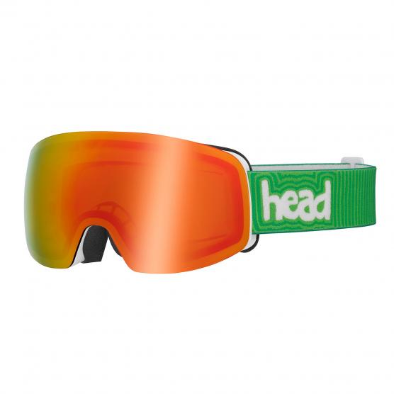 HEAD GALACTIC FMR YELLOW/RED