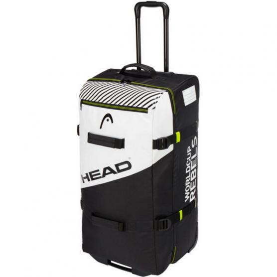 HEAD REBELS TRAVELBAG