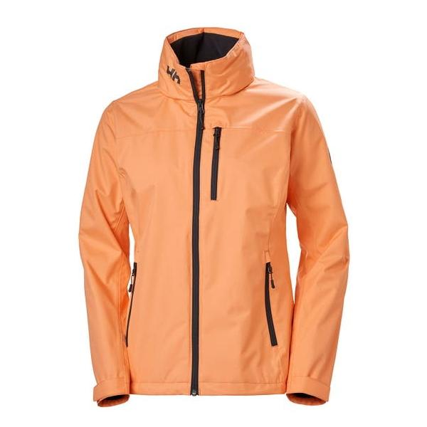HELLY HANSEN W NCREW HOODED JACKET