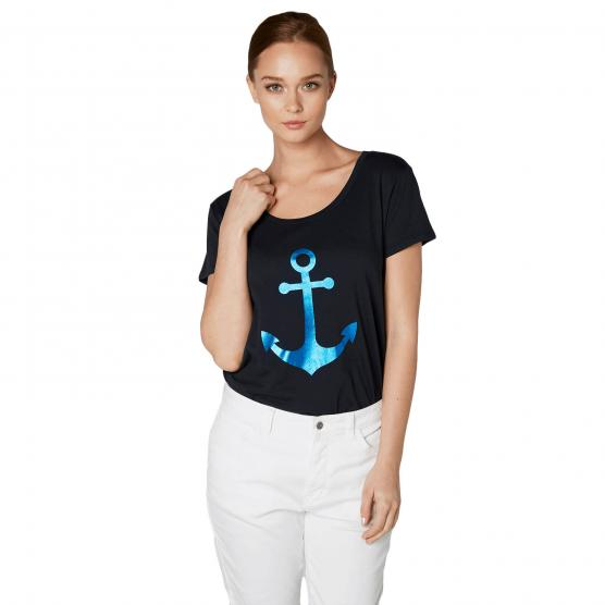 HELLY HANSEN W NAIAD GRAPHIC T-SHIRT