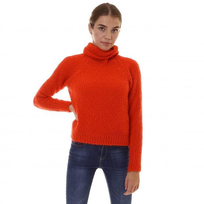 HOMEWARD HIGH COLLAR SWEATER JERSEY