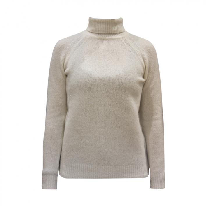 HOMEWARD HIGH COLLAR SWEATER RAGLAN