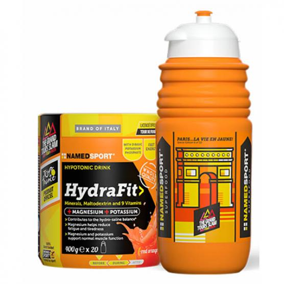 NAMEDSPORT Hydrafit Red Orange Tour de France