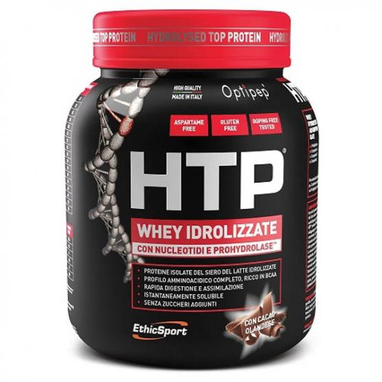 ETHICSPORT Hydrolysed Top Protein Cacao