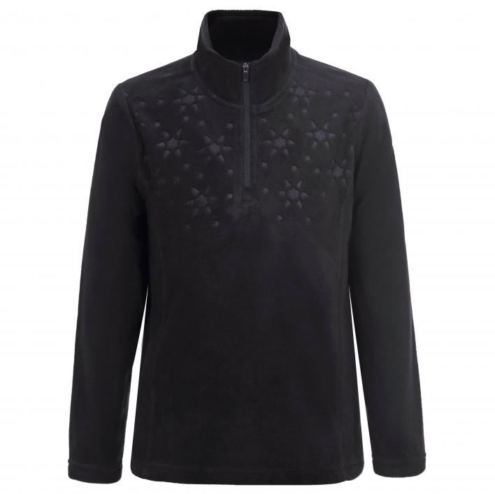 ICEPEAK G 1/2 ZIP FLEECE HEDY JR