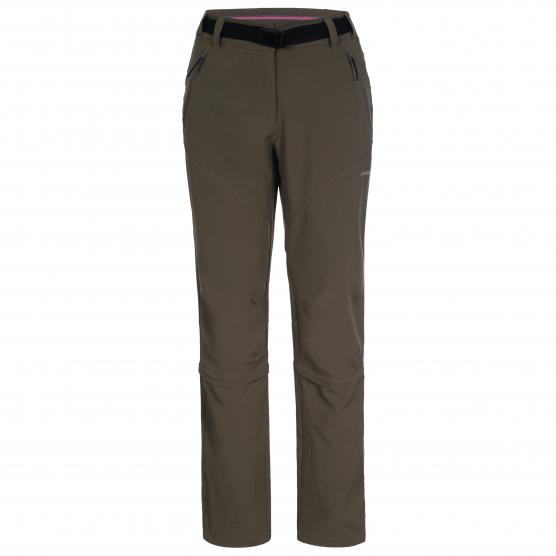 ICEPEAK WM STRETCH ZIP OFF TROUSERS SEVAN