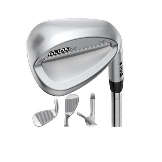 IRONS GLIDE 2.0 WEDGE 60/10 SS