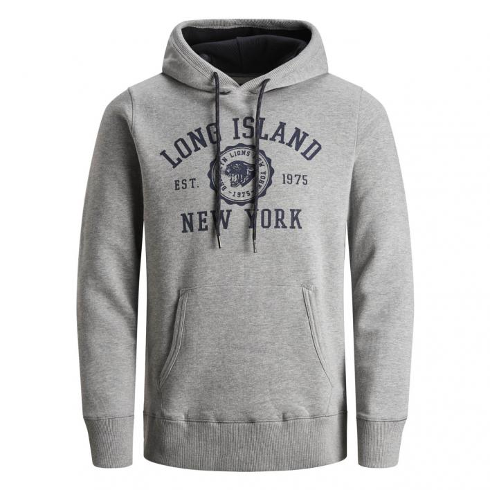 JACK JONES AAREON BLU. SWEAT HOOD