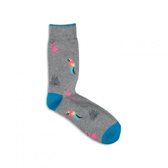 JACK JONES ACKALE SOCKS LIGHT GREY MEL/SUN C